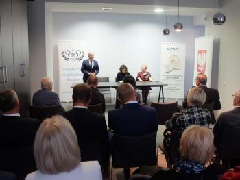 Narodowe Stowarzyszenia Olimpijczyków Państw Grupy Trójmorza – w CMS