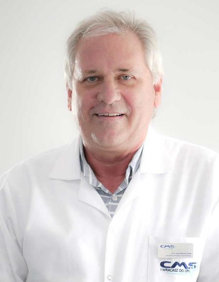 <span>dr n. med.</span> Sławomir Żarek