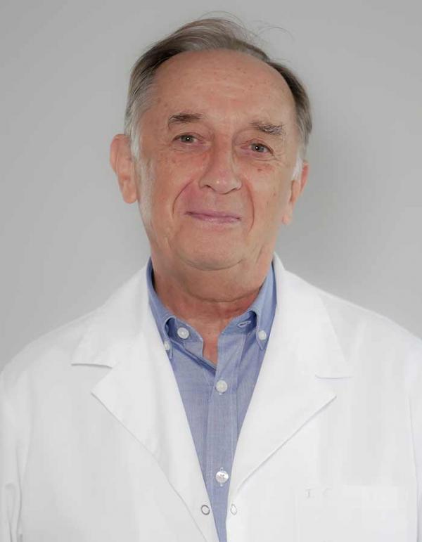dr hab. n. med. Janusz Bronarski