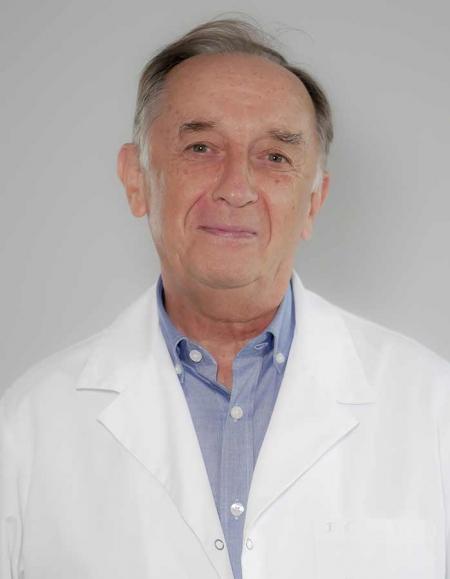 <span>dr hab. n. med.</span> Janusz Bronarski