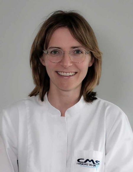 <span>dr n. med.</span> Agnieszka Pomianowska