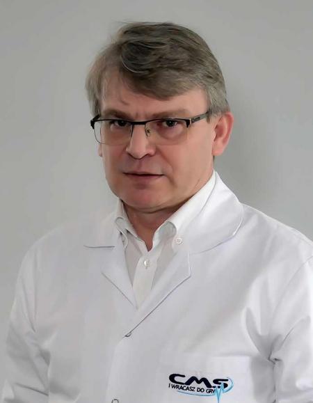<span>dr n. med.</span>  Robert Pietruszyński
