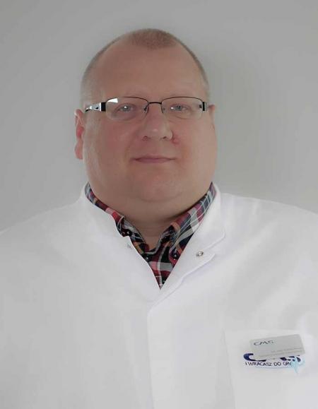 <span>lek. med.</span> Andrzej Reluga