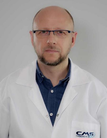 <span>lek. med.</span> Bernard Kranc