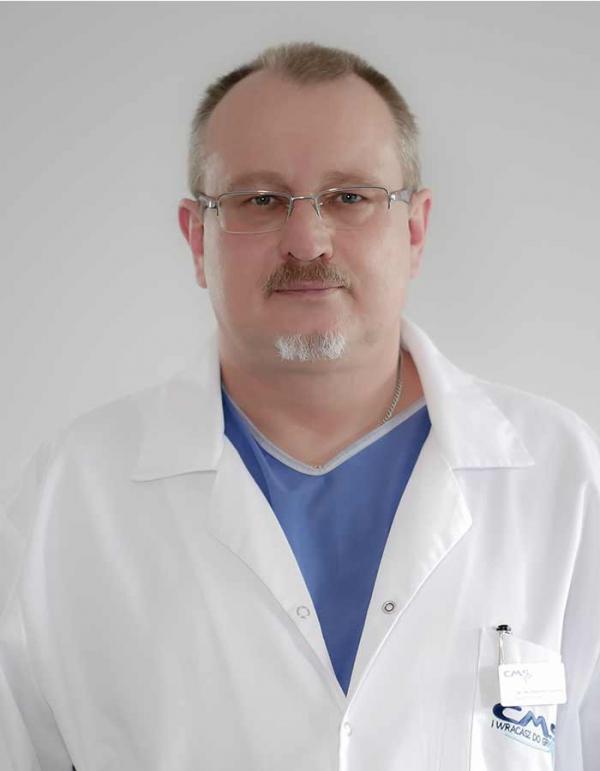 lek. med. Włodzimierz Pawłowski