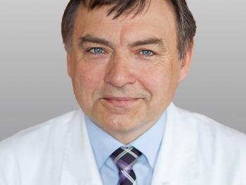 prof. dr hab. med. TADEUSZ WRÓBLEWSKI w CMS