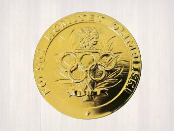 Złoty medal PKOI dla CMS